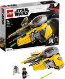 LEGO STAR WARS Anakinova jediská stíhačka 75281 STAVEBNICE