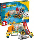 LEGO MINIONS Mimoni v Gruově laboratoři 75546 STAVEBNICE