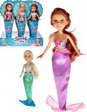 Sparkle Girlz panenka mořská panna v kornoutu různé druhy v krabičce