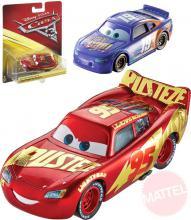MATTEL Autíčko angličák Cars 3 (Auta) 1:55 různé druhy kov