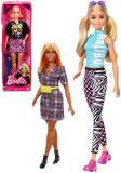 MATTEL BRB Panenka Barbie Fashionistas modelka 6 druhů v krabičce