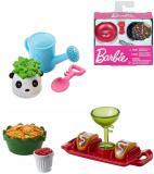 MATTEL BRB Mini doplňky pro panenku Barbie 4-6ks různé druhy