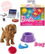 MATTEL BRB Barbie herní set doplňky 5 druhů plast v krabičce