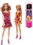 MATTEL BRB Panenka Barbie Trendy obleček květinami 4 druhy