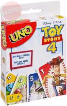 MATTEL Hra Uno karty Toy Story (Příběh hraček) *SPOLEČENSKÉ HRY*