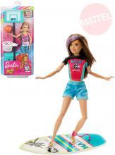 MATTEL BRB Sportování set panenka Barbie s doplňky různé druhy