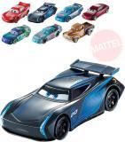 MATTEL HOT WHEELS Auto angličák Cars 3 (Auta) sběratelská edice kov
