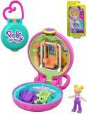 MATTEL Polly Pocket pidi pocketky herní set s panenkou a doplňky různé druhy