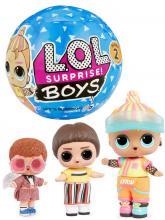L.O.L. Surprise Boys kluk 1.řada set s doplňky 7 překvapení v kouli různé druhy