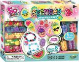 SO BEADS Voňavé korálky kreativní set výroba dětské bižuterie v krabici