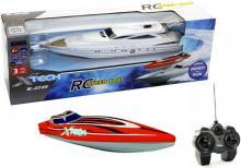 RC Člun na dálkové ovládání 1:28 loďka na baterie na vysílačku do vody