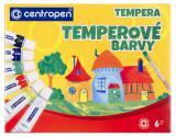 Temperové barvy 6x12ml
