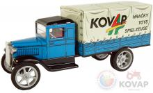 KOVAP Auto nákladní Hawkeye pokladnička plechová model Kov 0601