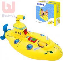 BESTWAY Dětský nafukovací člun Ponorka nepotopitelná do vody 41098