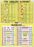 Anglická abeceda/angl. čísla 1-20