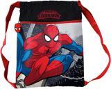 Batoh dětský klučičí Spiderman velký pytlík v sáčku
