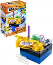 CONNEX Stavebnice vzdělávací poskládej si Úžasný box na baterie