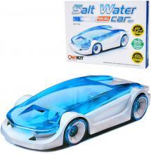 Sestavitelné solné autíčko pojízdné na slanou vodu ekologická hračka stavebnice