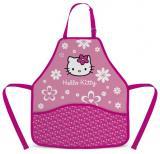 Zástěra na výtvarnou výchovu Hello Kitty Kids