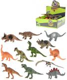 Dinosaurus zvířátko Eko 14-18cm ještěr různé druhy non-toxic
