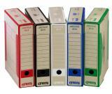 Archivační krabice A4/75 modrá