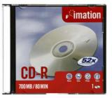 CD-R Verbatin 700MB/80min.52x Slim