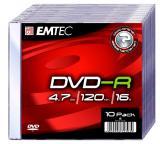 DVD-R EMTEC 4,7GB