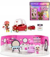L.O.L. Surprise Furniture herní set panenka s nábytkem a doplňky různé druhy v krabici