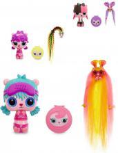 Pop Pop Hair Surprise 3v1 set panenka česací 14cm s doplňky různé druhy