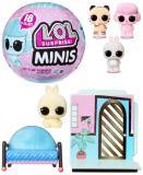 L.O.L. Surprise! Minis mini zvířátko 6 překvapení s doplňky v kouli různé druhy