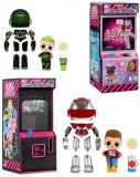 L.O.L. Surprise Arcade Heroes panenka kluk hrdina 15 překvapení různé druhy