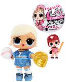 L.O.L. Surprise panenka sportovní hvězda 8 překvapení v kouli různé druhy