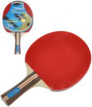 Pálka dětská na stolní tenis 25cm 2-Play dřevěná pingpongová