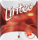 Toaletní papír Linteo bílý dvouvrstvý