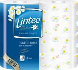 Toaletní papír Harmony bílý třívrstvý, 150 útržků