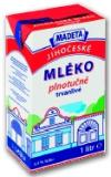 Mléko plnotučné 1lit.