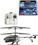 RC Vrtulník Spy cam II na vysílačku 2,4GHz s kamerou na baterie LED Světlo