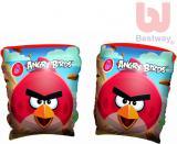BESTWAY Dětské nafukovací rukávky do vody Angry Birds 23 x 15cm 1 pár