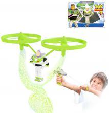 Vystřelovací figurka Buzz Toy Story 4 (Příběh hraček) s vrtulkami v krabici