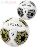 ACRA Míč kopací fotbalový Mondo Legend vel.5 odlehčený na trávu 2 barvy