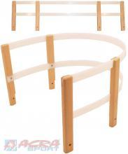 ACRA Ohrádka na sáně (sáňky) dřevěná
