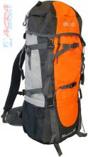 ACRA Batoh pro horskou turistiku 85l 2 komory 35x24x78cm Brother BA85