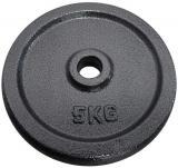 ACRA Kotouč náhradní litinový 20cm 1x 5kg závaží na činky 30mm