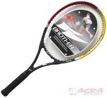 ACRA Raketa na tenis Brother G2408 dětská žlutá