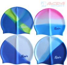 ACRA Koupací čepice Effea Spin multicolore P1128 různé barvy
