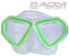 ACRA BROTHER Brýle potápěčské dětské 2 barvy