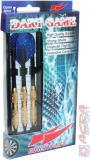 ACRA Šipky softové s plastovými hroty 16g ORION set 3ks v krabičce
