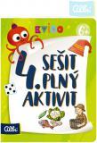 ALBI 4. Sešit plný aktivit 6+ Kvído interaktivní úkoly pro děti