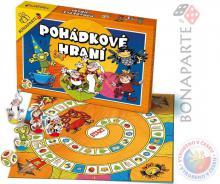 BONAPARTE Hra Pohádkové hraní Večerníček *SPOLEČENSKÉ HRY*