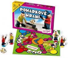 BONAPARTE Hra Pohádkové hraní Pat a Mat *SPOLEČENSKÉ HRY*